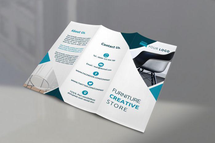 Brochure nội thất