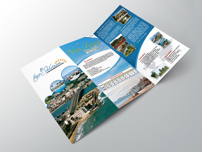 Brochure du lịch