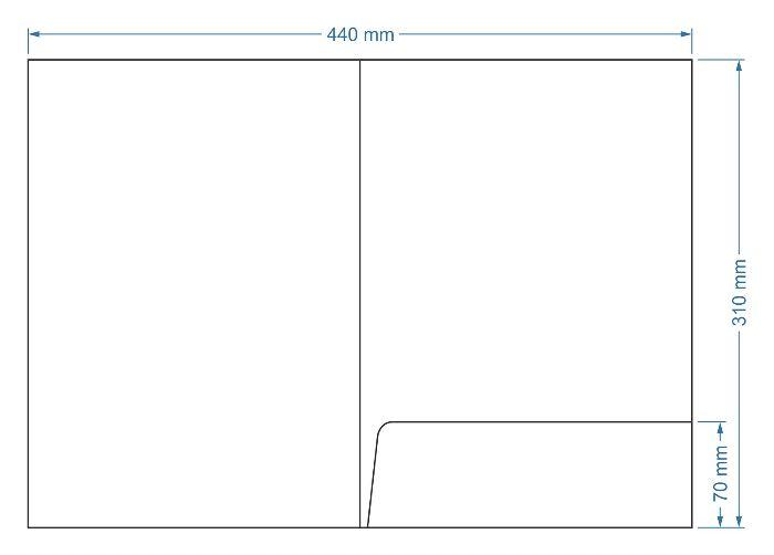 Kích thước các loại kẹp file A4