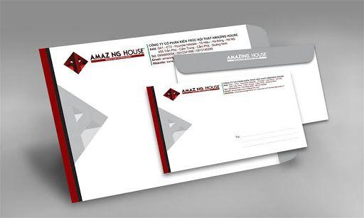 Phong bì thư các công ty kinh doanh sản phẩm , dịch vụ khác