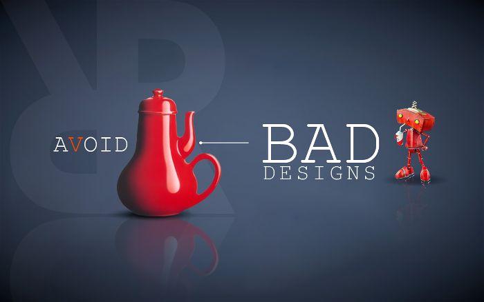Sai lầm khi thiết kế poster