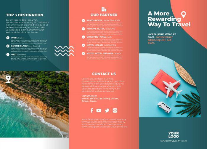 Brochure theo lĩnh vực