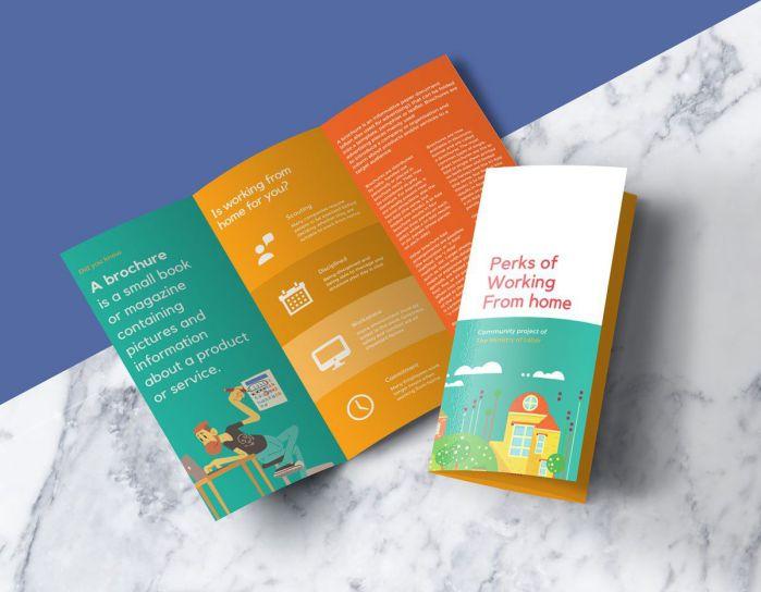 Brochure là gì?