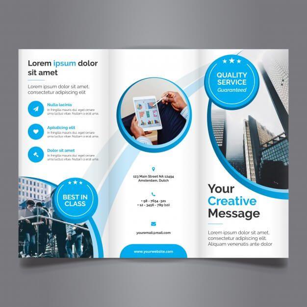 Báo giá in brochure giá rẻ