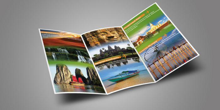 Lưu ý trước khi thiết kế brochure