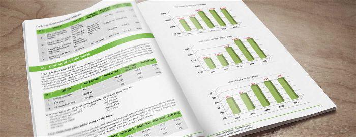 Nội dung báo cáo thường niên bao gồm những gì?