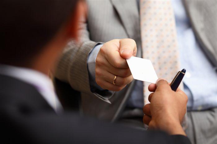 Tác dụng của card visit