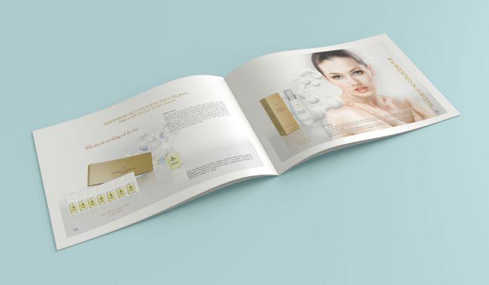 thiết kế catalogue công ty nội thất