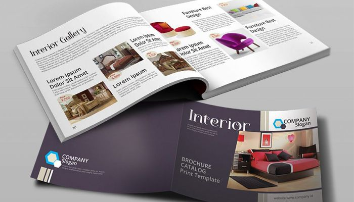 Thiết kế catalogue cần chuẩn bị gì?