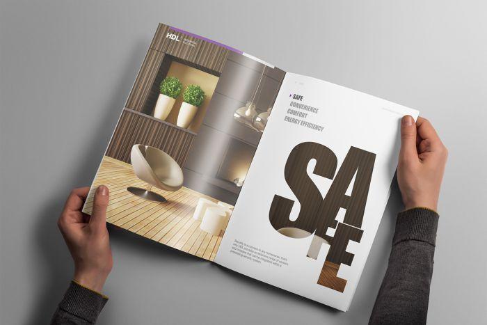 Thiết kế catalogue nội thất
