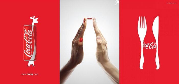 mẫu poster quảng cáo cocacola