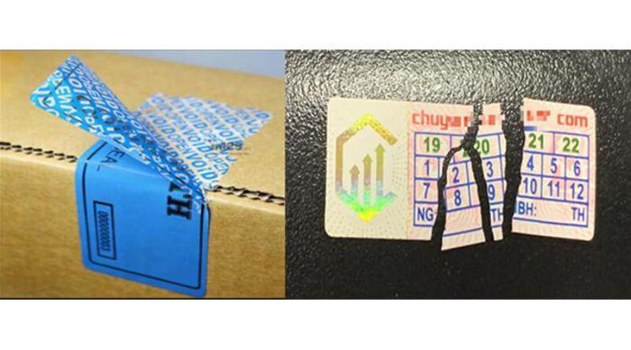 Tác dụng của tem bảo hành sản phẩm