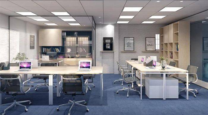 Tại sao nên thiết kế nội thất văn phòng làm việc?