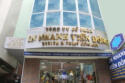 Công ty CP In Nhanh Viễn Đông