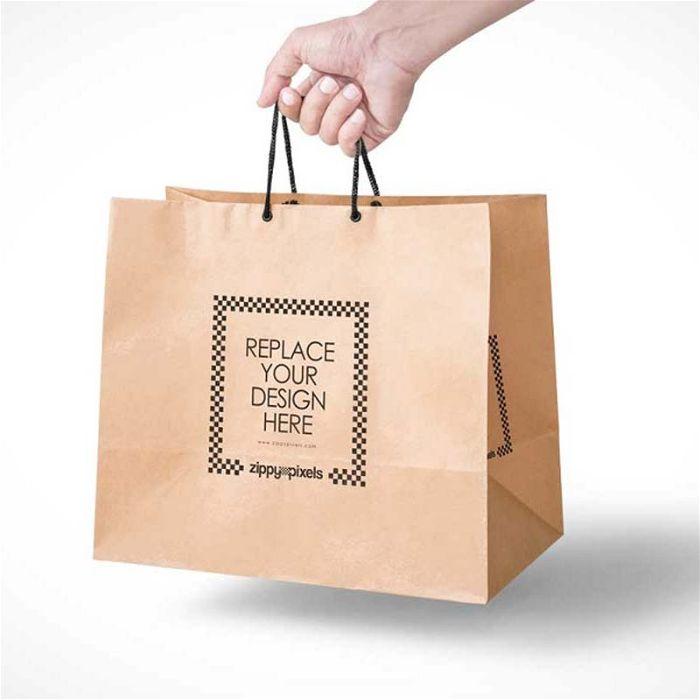 Lợi ích khi sử dụng túi giấy kraft