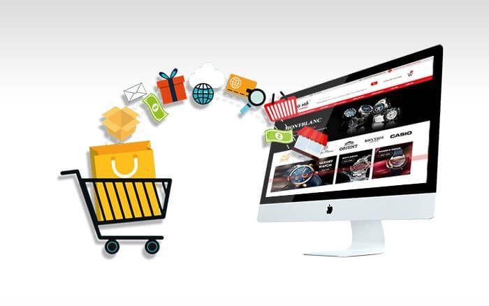 Web bán hàng là gì?