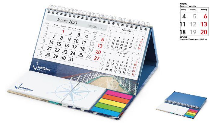 Ý nghĩa, tác dụng của lịch để bàn