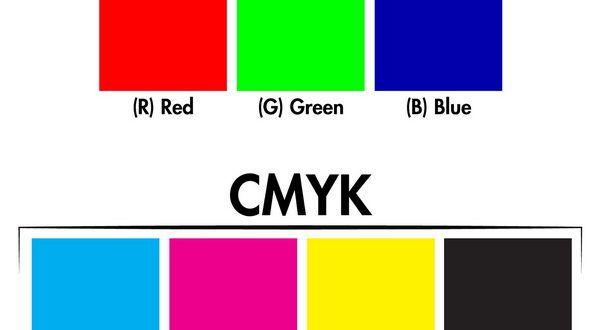 Cách chuyển đổi hệ màu RGP sang CMYK