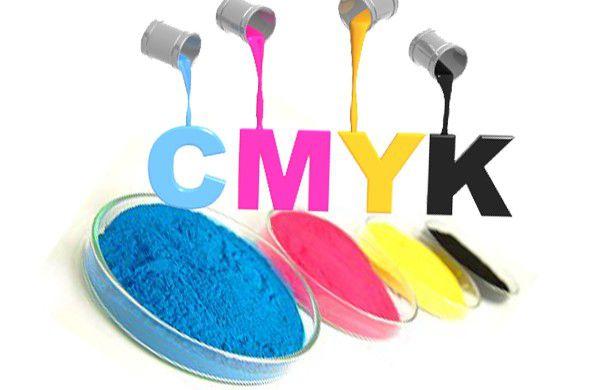 Hệ màu CMYK là gì?