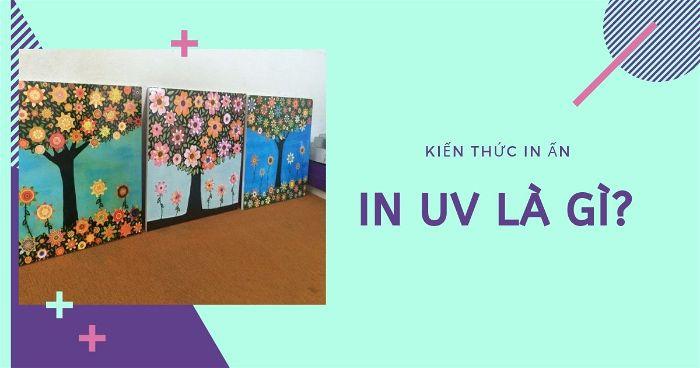 in UV là gì