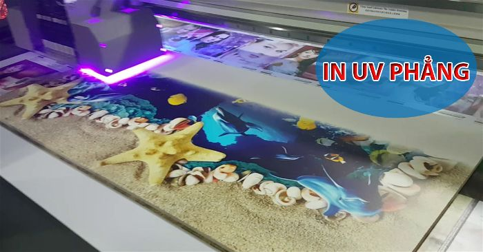 Máy in UV có gì đặc biệt?
