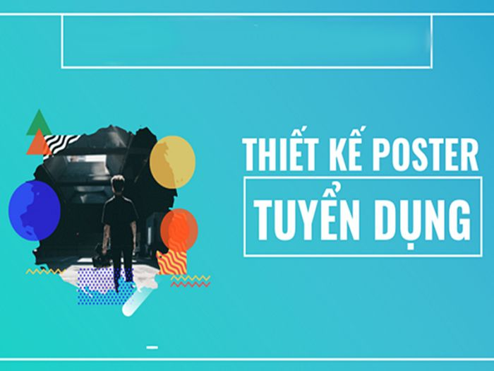 poster tuyển dụng