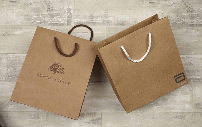 Thiết kế túi giấy xi măng cho doanh nghiệp