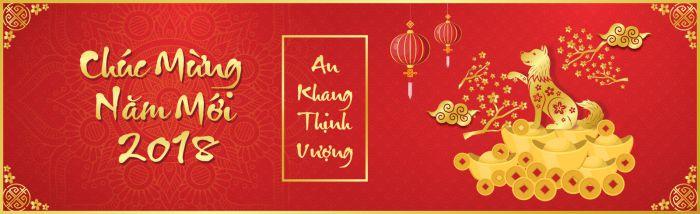 banner chúc mừng năm mới online