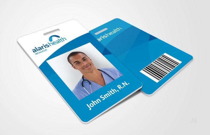 Thiết kế thẻ đeo nhân viên ở đâu?