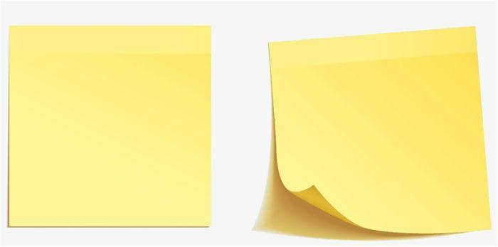 Các loại giấy note phổ biến