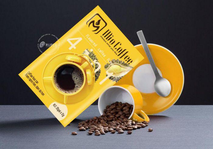 Lợi ích khi thiết kế bao bì cà phê đẹp