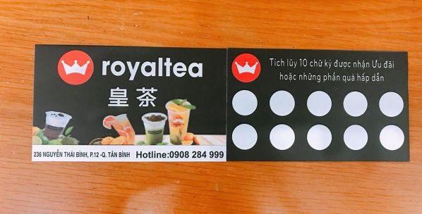 Thẻ tích điểm trà sữa là gì?