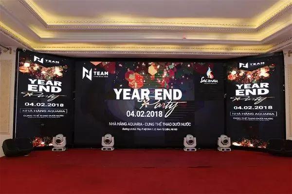 Thiết kế backdrop sự kiện