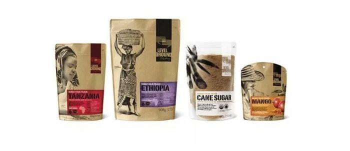 ý tưởng thiết kế bao bì cà phê từ nhà nông