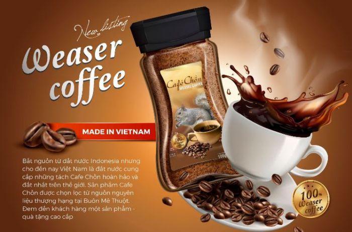 ý tưởng thiết kế bao bì cà phê từ hương vị cà phê
